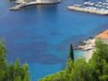[クロアチア][風景写真]ドブロブニクの港
