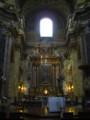 [イタリア][風景写真]ローマのとある教会(スペイン広場の近くにある)