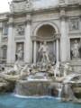 [イタリア][風景写真]トレビの泉