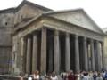 [イタリア][風景写真]ローマのパンテオン