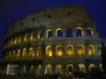 [イタリア][風景写真]ローマのコロッセオ