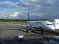 [フィンランド][乗り物]ヘルシンキ・ヴァンター空港