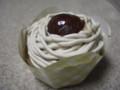 [食べ物][お菓子]ブラウンマロンのモンブラン