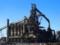JFEスチール 東日本製鉄所千葉地区 第5高炉の跡
