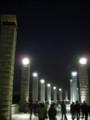 [Jリーグ]日産スタジアムの夜景
