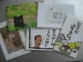 [芸術]デザインフェスタで購入したポストカード