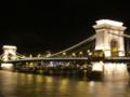 [ハンガリー]ブダペストの鎖橋