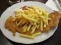 [オーストリー][食べ物]シュニッツェル