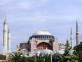 [トルコ]アヤソフィア博物館