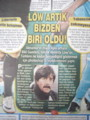 [トルコ]EURO2012予選、ドイツ対トルコ戦当日のトルコ国内の朝刊
