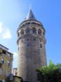 [トルコ][風景写真]ガラタ塔