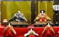 [静止物]千葉駅の雛人形
