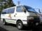 ベガルタ仙台のワゴン車