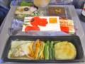 [食べ物][オランダ]KLMオランダ航空の機内食