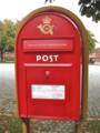 [デンマーク][静止物]デンマークの郵便ポスト