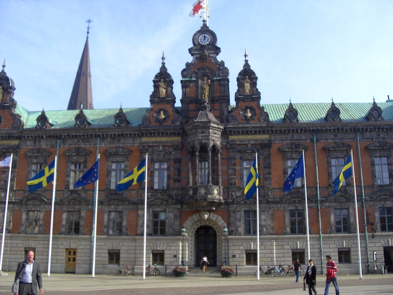 マルメ市庁舎