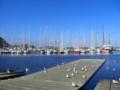 [風景写真][デンマーク]ロスキレ港