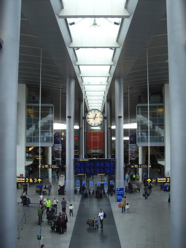 コペンハーゲン・カストルップ空港