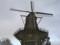 アムステルダム市内に現存する風車