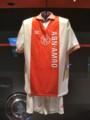 [フットボール][オランダ]パトリック・クライフェルトが着ていたシャツ