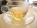 [静止物][飲み物]ジャスミンティー