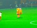 [鹿島アントラーズ][フットボール]アルディとミーヤ(2011年11月19日)
