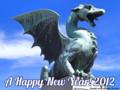 [お祝い]新年の挨拶、2012