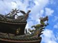 [台湾][風景写真]龍山寺