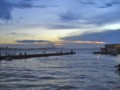 [台湾][風景写真]淡水の夕焼け