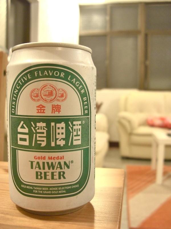 台湾ビール・金牌