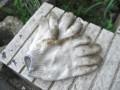 [台湾][落とし物]九份で落ちていた手袋