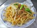 [台湾][食べ物]炒麺