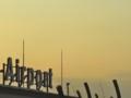 [風景写真]羽田空港で黄昏部活動