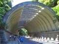[風景写真]トンネル