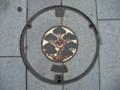 [静止物]神奈川県藤沢市のマンホール