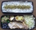 [食べ物][お弁当]2012年07月26日のお弁当