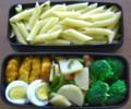 [食べ物][お弁当]2012年08月02日のお弁当