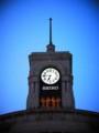 [風景写真]銀座・和光本館の時計