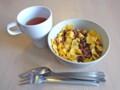 [シンガポール][食べ物]宿泊先の朝ご飯