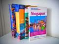[シンガポール][静止物]宿泊先に置いてあったガイドブック