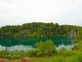[シンガポール][風景写真][動物]ウビン島の湖