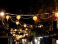 [シンガポール][風景写真]チャイナタウンの提灯