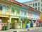 カトン地区のプラナカン建築