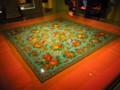 [シンガポール][静止物]プラナカン博物館に展示されていた絨毯