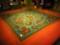 プラナカン博物館に展示されていた絨毯