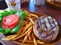 [食べ物]クアアイナのハンバーガー・セット