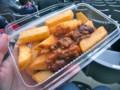 [フットボール][食べ物]味の素スタジアムのTaco Derioのチリポテト