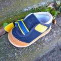 [落とし物]子供用の靴(左足用)