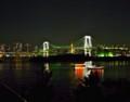 [風景写真]東京ベイブリッジ