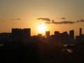 [風景写真]夕陽の写真